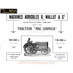 Mc Cormick International 10 20 15 30 Prospectus