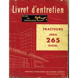 Mc Cormick International 265 Diesel
