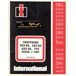 Mc Cormick International 433 533 633 733sa