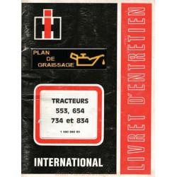 Mc Cormick International 553 654 734 834
