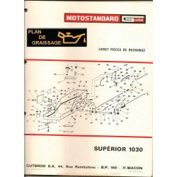 Motostandard 1030 Livre Piece