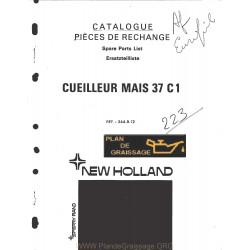 New Holland 37c1 Header