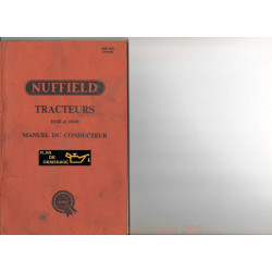 Nuffield 1042 1060 Tracteur