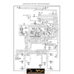 Nuffield Wiring Diagram 285 2100
