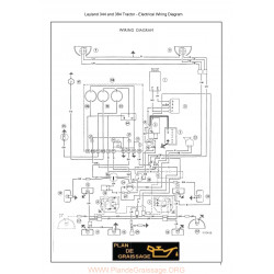 Nuffield Wiring Diagram 344 384