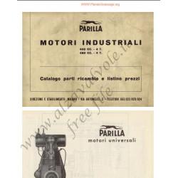 Parilla Mp8 Mp10 Mp12 Catalogo