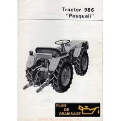 Pasquali 986 Instruc