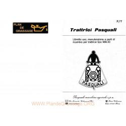 Pasquali 988 30 Livret Utilisation