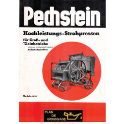 Pechstein Presse Paille 1938