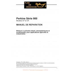 Perkins 900 Cp Cr Moteur