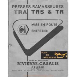 Rivierre Casalis Tr Trs Ramasseuse