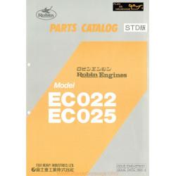 Robin Ec022 Ep5651 Moteur