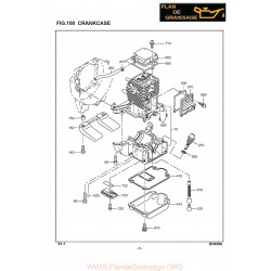 Robin Eh025a Ep1553 Moteur