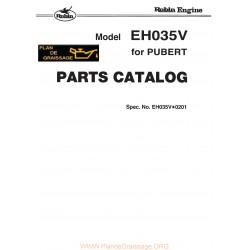 Robin Eh035v Pubert Moteur