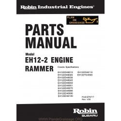 Robin Eh12 2 Prt Moteur