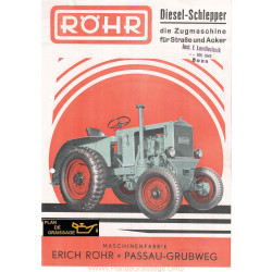 Rohr 25ps 1949