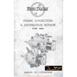 Roto Diesel Dpa Injection Rotatif