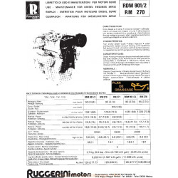 Ruggerini Rdm 901 2 Rm 270