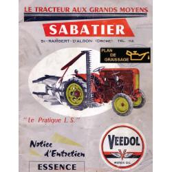 Sabatier Ls Pratique