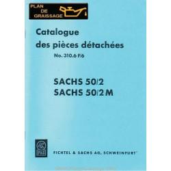 Sachs 50 2 Moteur
