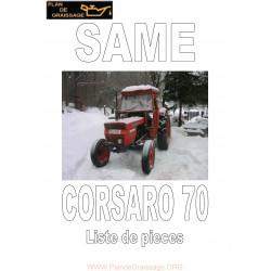 Same Corsaro 70