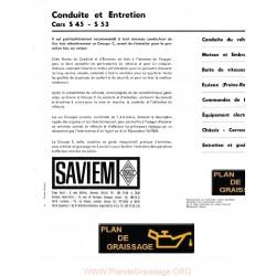 Saviem S 45 53 Entretien 1964