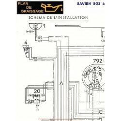 Saviem Sg2 Moteru Diesel 580 03 Schema Electrique