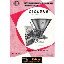 Seta Ciclone Distributeur Engrais