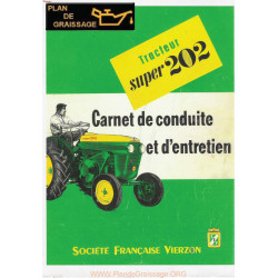 Sfv 202 Tracteur