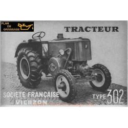 Sfv 302 Tracteur