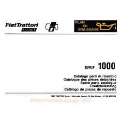 Someca 1000 Tracteur List Pieces