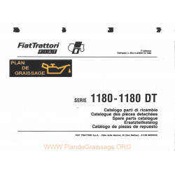 Someca 1180 Dt Tracteur List Pieces