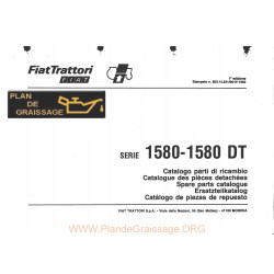 Someca 1580 Dt Tracteur List Pieces