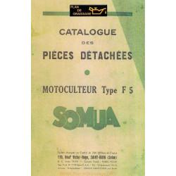 Somua F5 Eclates Motoculteurs