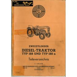 Steyr 188 N Diesel