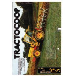 Tractocoop 644 Manuel 1981