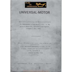 Universal 1cyl 6cv Moteur