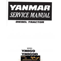 Yanmar 169 Atelier