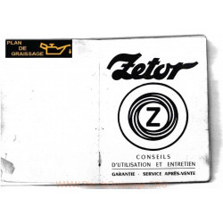 Zetor 2511 Livret