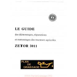 Zetor 3011 Guide