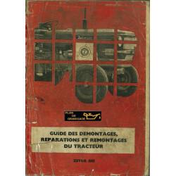 Zetor 5511 Guide