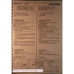 Aisan 26 30 28 32 Mitsubishi Colt Lancer Tredia Cordia Galant Space Wagon Carburator