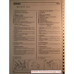 Aisan Suzuki Sj 410 V K 1982 19878 Carburator