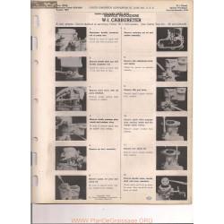 Carter 3369a W 1 3316 3369 Manual 1946
