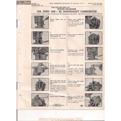 Carter Bb Downdraft 1935 1938 Usa 1946