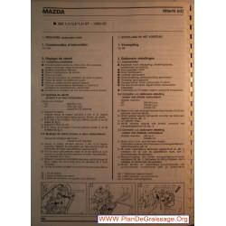 Hitachi Mazda 323 1100 1300 1500 Gt 1980 1985 Carburator