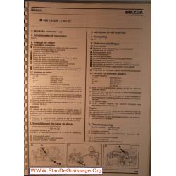 Hitachi Mazda 626 1600 2000 Carburator