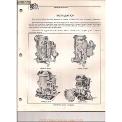 Holley 2110 Eec Ff G Manual