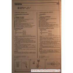 Nikki Toyota Cressida Celica 2000 1981 1987 Carburator