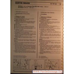 Su Hif 38 Austin Rover Metro Allegro Vanden Plan Mg Turbo Carburator